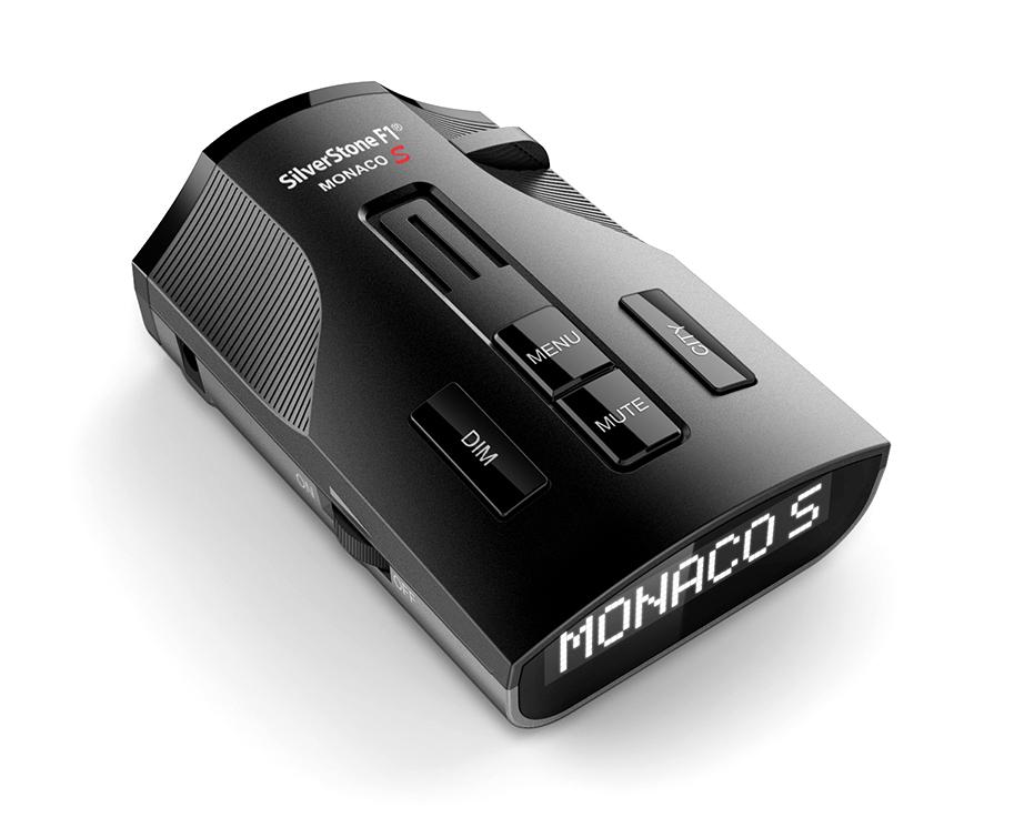 Радар-детектор SilverStone F1 Monaco S