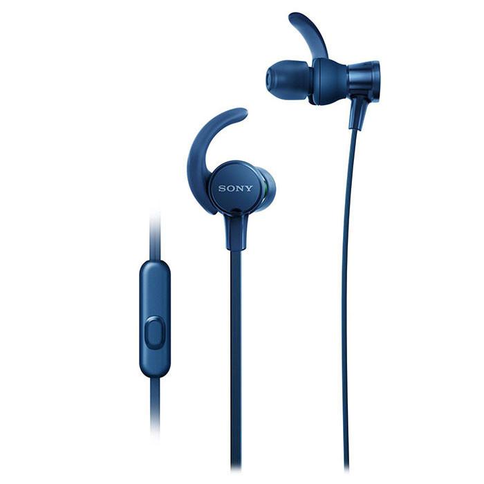 все цены на Sony MDR-XB510AS Blue онлайн