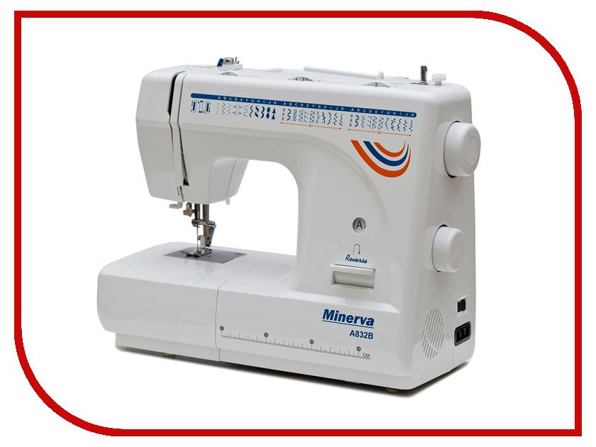 Швейная машинка Minerva A832B швейная машинка astralux 7350 pro series вышивальный блок ems700