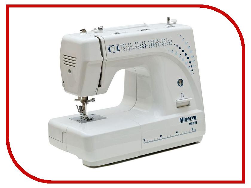 Швейная машинка Minerva M823B швейная машинка astralux 7350 pro series вышивальный блок ems700