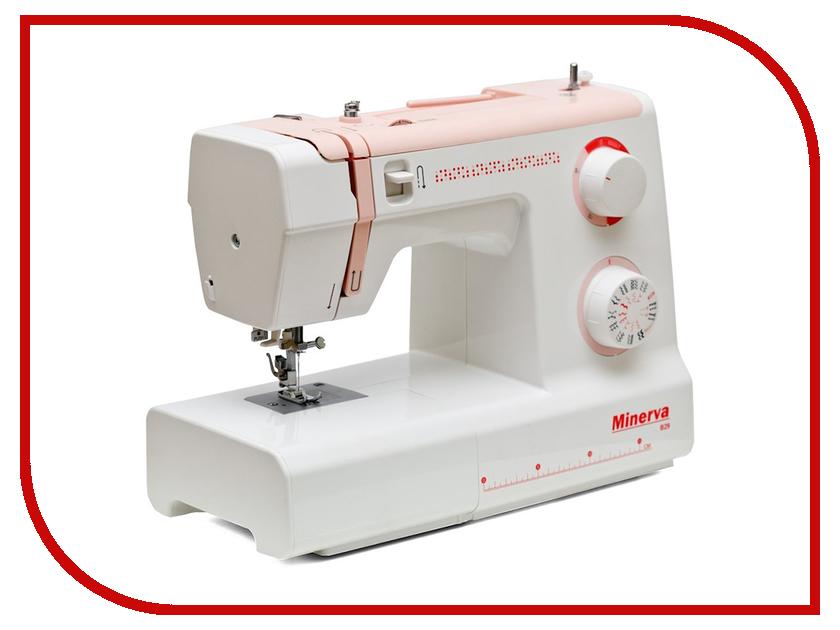 Швейная машинка Minerva B29 швейная машинка astralux 7350 pro series вышивальный блок ems700