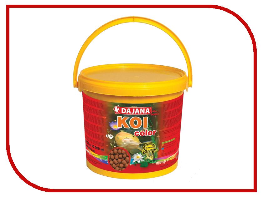 Корм Dajana Koi Color 5000ml для рыб DP306F