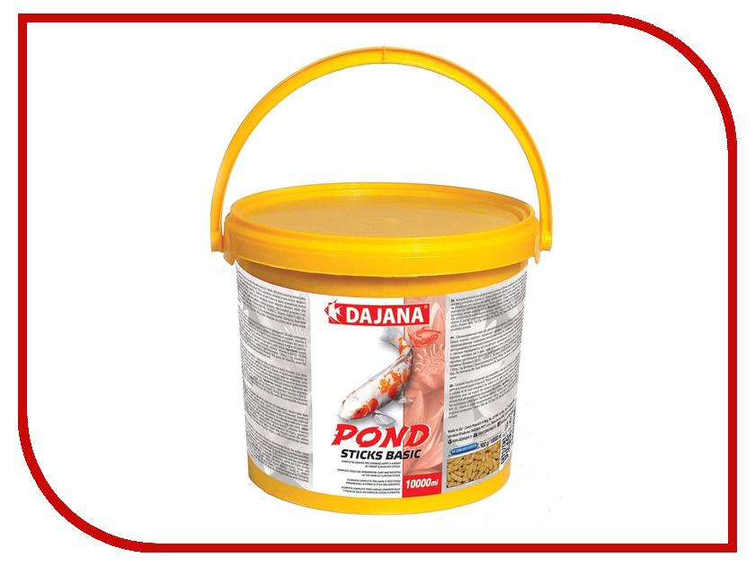 Корм Dajana Pond Sticks Basic 5000ml для рыб DP302F dp302f