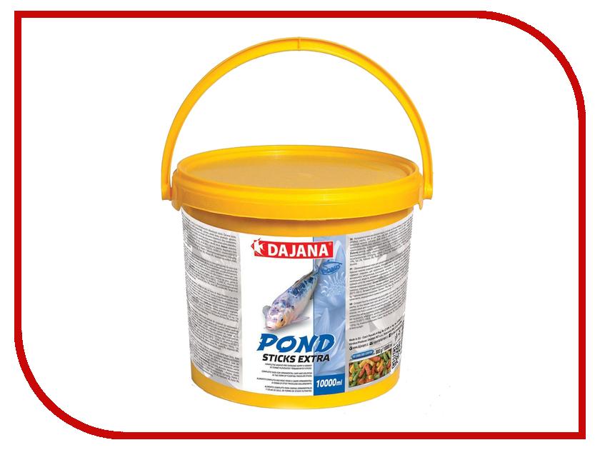 Корм Dajana Pond Sticks Extra 5000ml для рыб DP304F корм для рыб dajana legend goldfish pellets 250 мл