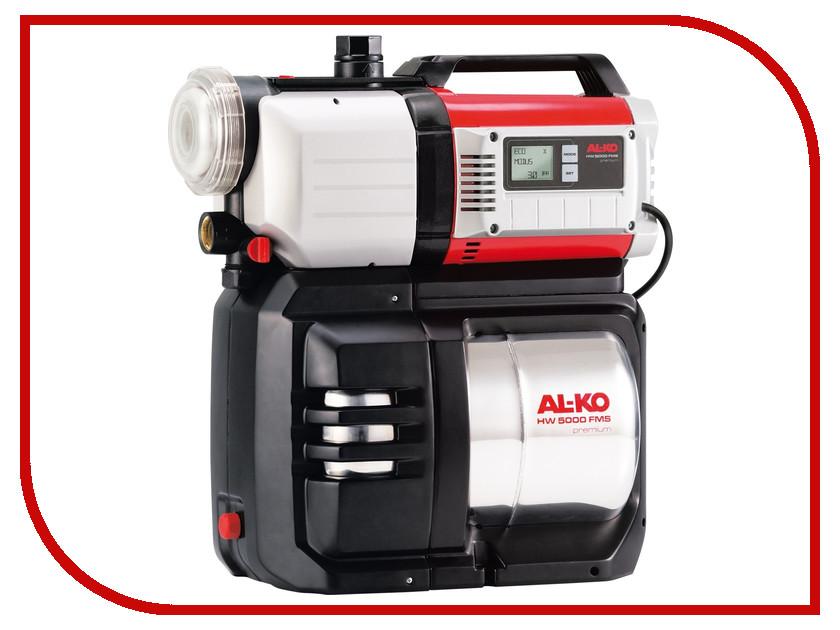 Насосная станция AL-KO HW 5000 FMS Premium 112851 мототриммер al ko 127152 solo by 118 b