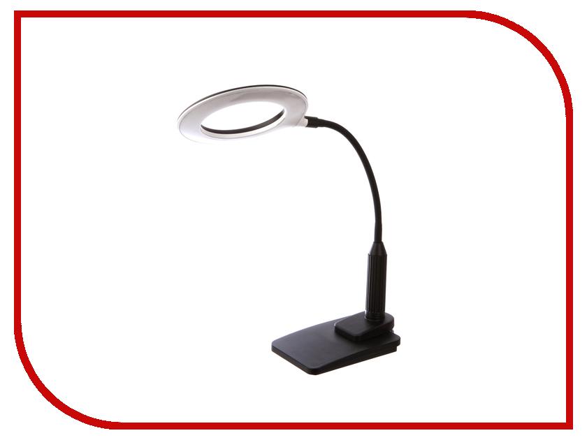 Настольная лампа Camelion KD-814 C02 Black camelion kd 350