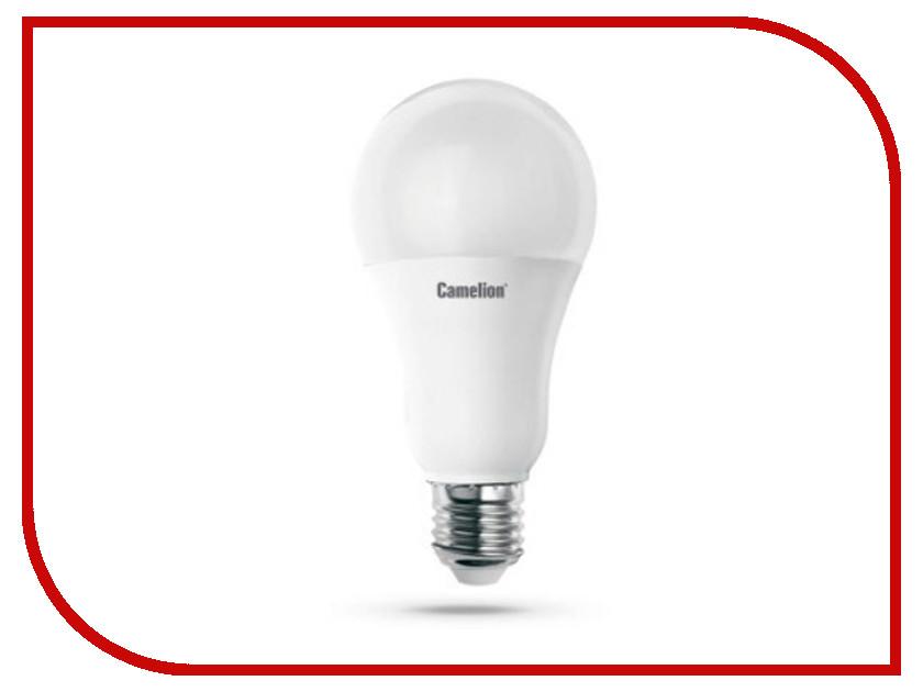 Лампочка Camelion A65 15W 220V E27 4500K 1320 Lm LED15-A65/865/E27 ag7 bp10 camelion