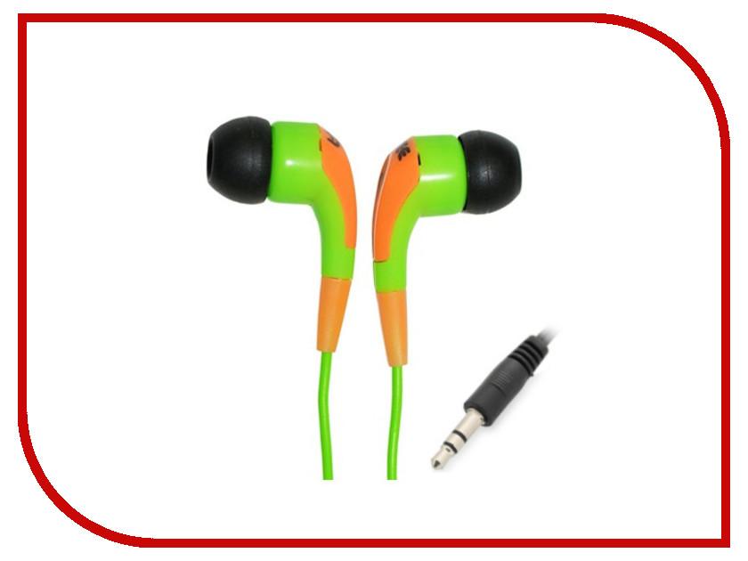 Наушники Fischer Audio JB Three Yellow-Green