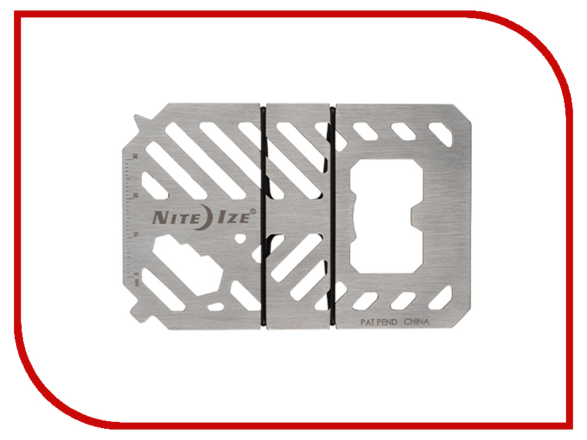 Мультитул Nite Ize Financial Tool Card FMTM-11-R7 Steel