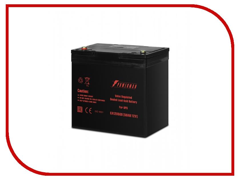 Аккумулятор для ИБП PowerMan CA12500