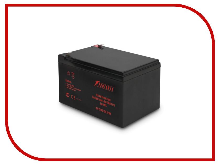 Аккумулятор для ИБП PowerMan CA12120