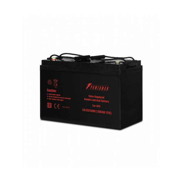 Аккумулятор для ИБП PowerMan CA121000