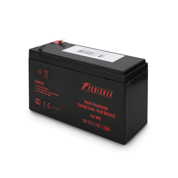 Аккумулятор для ИБП PowerMan CA1272