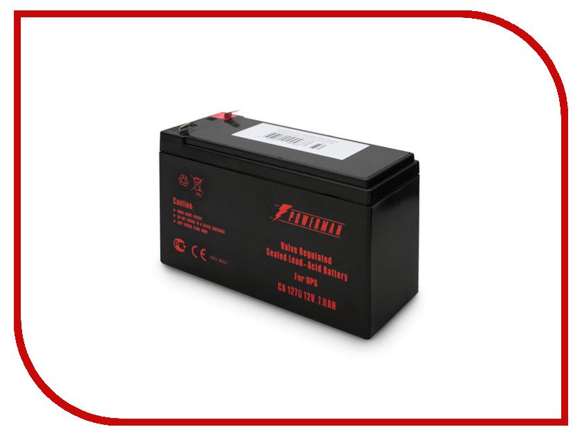 Аккумулятор для ИБП PowerMan CA1270