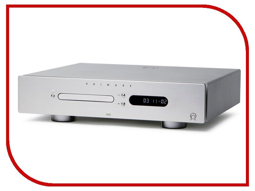CD-проигрыватель Primare CD22 Titan md плеер tascam md cd1 md cd1mkiii mk3 md cd