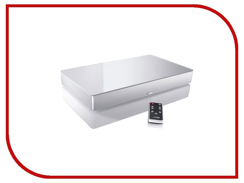 Звуковая панель Canton DM 55 Silver саундбар canton dm 55 silver