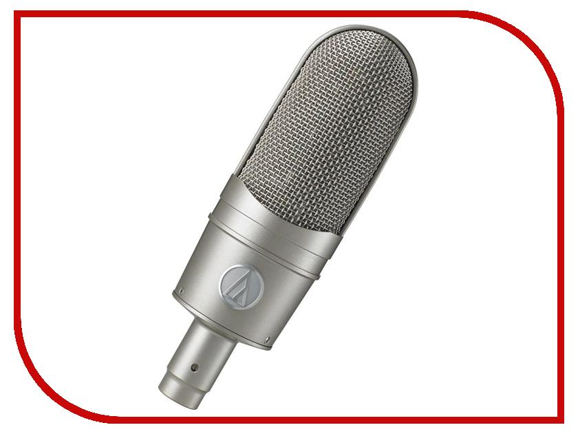 Микрофон Audio-Technica AT4080 technica audio technica головка ath msr7se установлена портативная гарнитура с высоким разрешением качества hifi