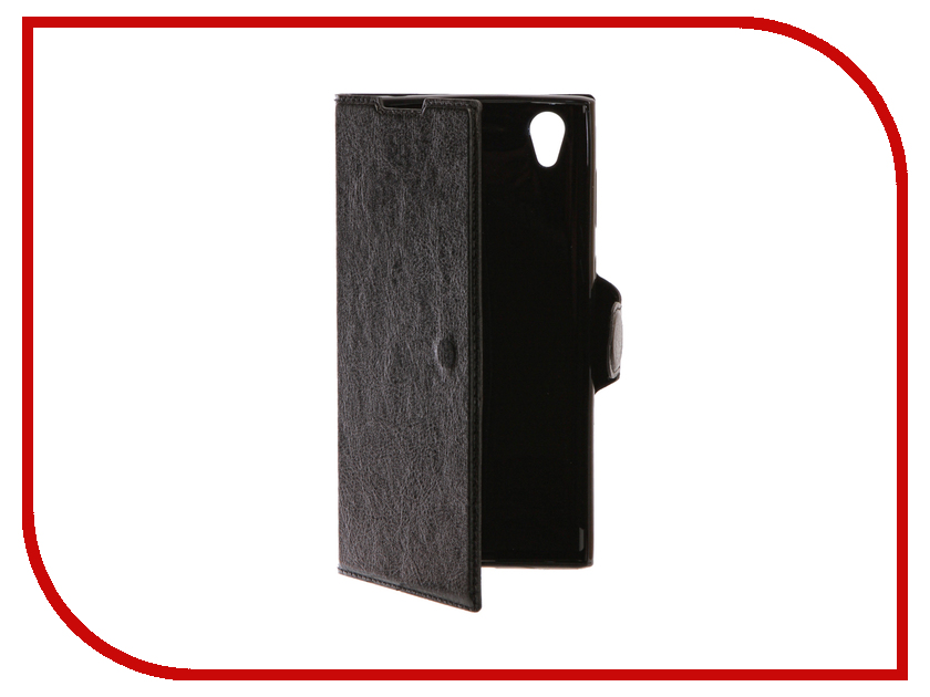 Аксессуар Чехол для Sony Xperia L1 Red Line Book Type Black УТ000011058 ящик для инструментов stanley 1 97 514