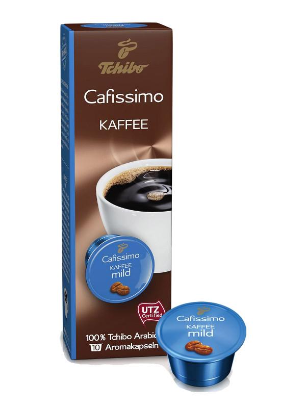 Капсулы Tchibo Kaffee Mild 10шт s a schwarzkopf der kaffee