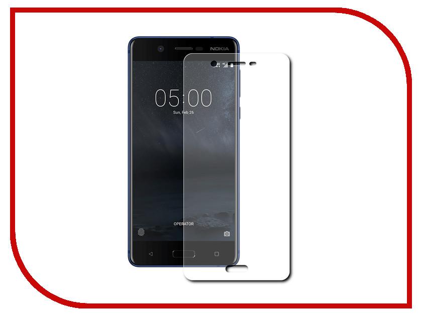 Аксессуар Защитное стекло для Nokia 5 5.2-inch Gecko 0.26mm ZS26-GNOK5