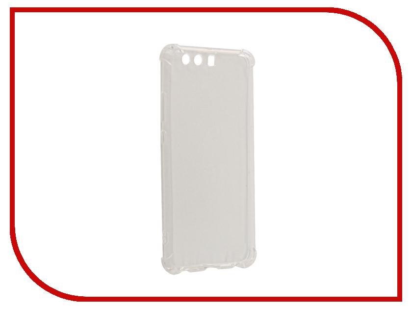 Аксессуар Чехол Huawei Honor P10 Gecko Silicone Glowing White S-G-SV-HUAWP10-WH аксессуар чехол huawei honor y6ii gecko silicone white s g huay6ii wh