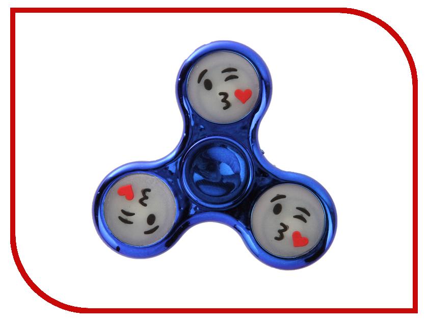 Спиннер Heng Long Hand Spinner Metallic Chrome Phosphorus smile