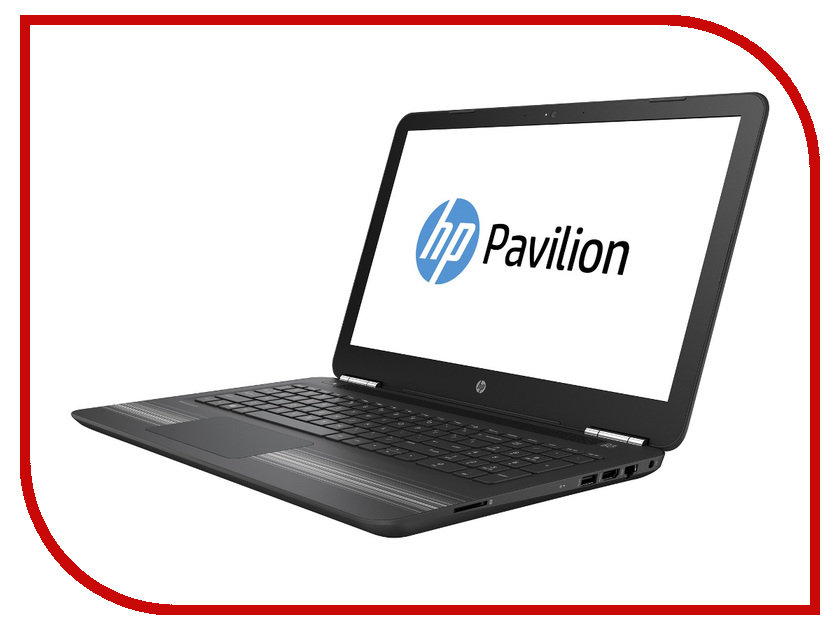 Ноутбук HP Pavilion 15-au134ur 1DM66EA (Intel Core i3-7100U 2.4 GHz/8192Mb/1000Gb/DVD-RW/nVidia GeForce 940MX 2048Mb/Wi-Fi/Bluetooth/Cam/15.6/1920x1080/DOS)<br>