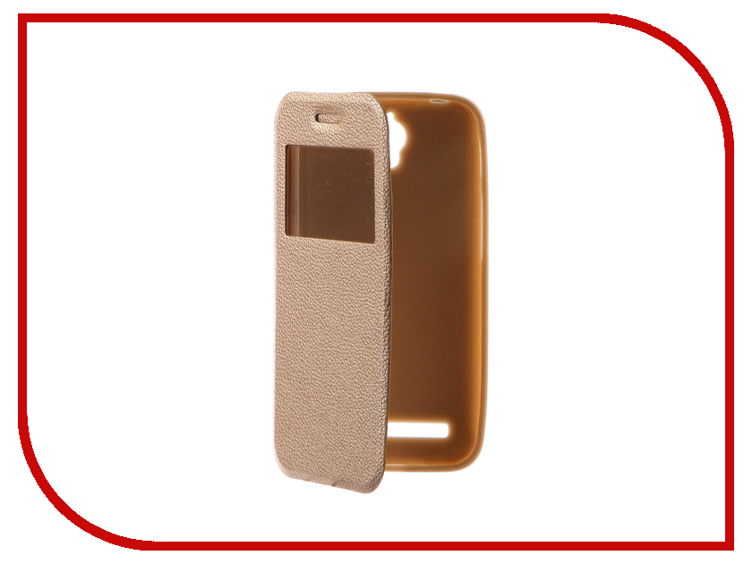 Аксессуар Чехол ASUS ZenFone Go ZC451TG Gecko Book Gold G-BOOK-AS-ZC451TG-GOLD аксессуар чехол asus zenfone go zc451tg gecko red gg f aszc451tg red