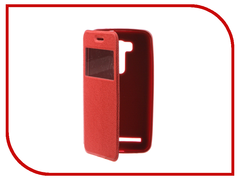 Аксессуар Чехол ASUS ZenFone Go ZB551KL Gecko Book Red G-BOOK-AS-ZB551KL-RED аксессуар чехол asus zenfone go zc451tg gecko red gg f aszc451tg red