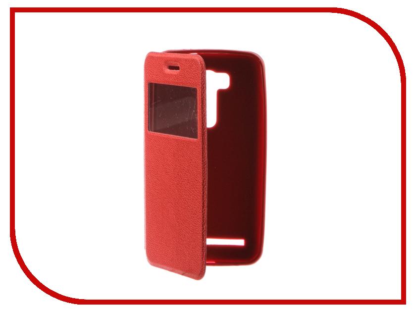 Аксессуар Чехол ASUSZenFone Go ZB551KL Gecko Book Red G-BOOK-AS-ZB551KL-RED