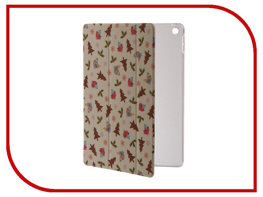 все цены на  Аксессуар Чехол Rock Annes Garden для APPLE iPad White  онлайн