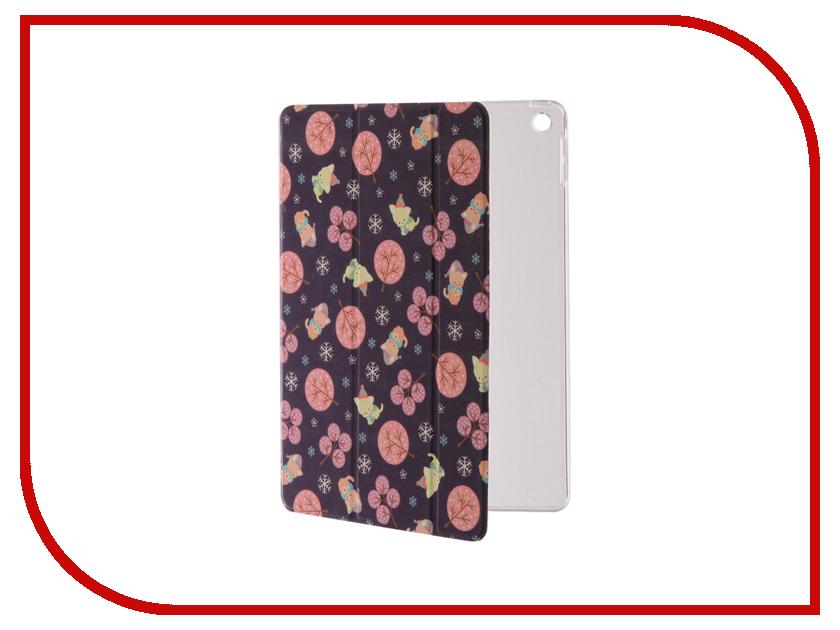 все цены на  Аксессуар Чехол Rock Annes Garden для APPLE iPad Purple  онлайн