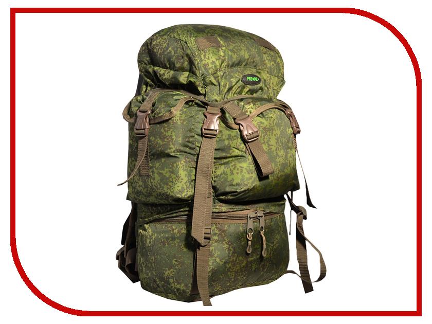 Рюкзак PRIVAL Бобер 55 Цифра рюкзак prival егерь 50 цифра