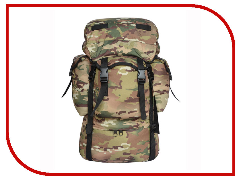 Рюкзак PRIVAL Бобер 55 V2 Multi Camouflage