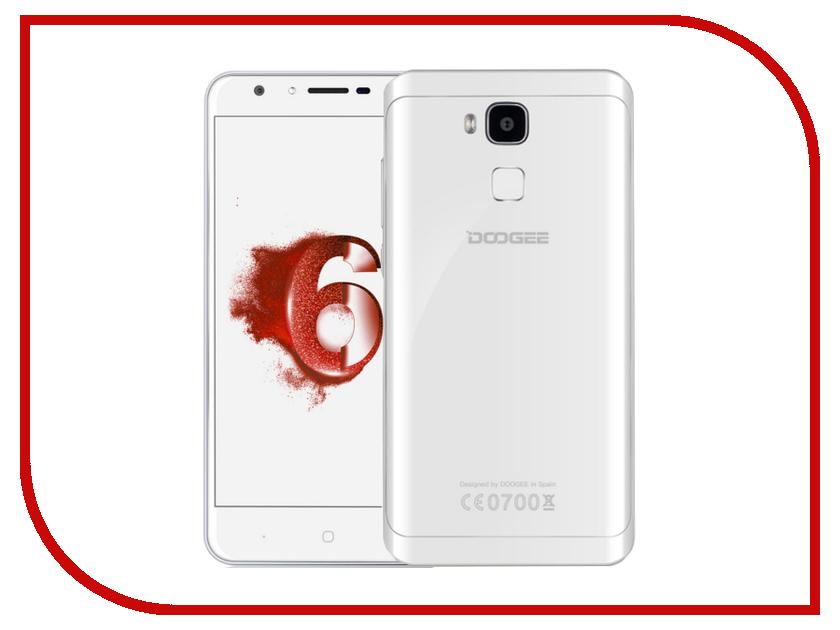 Сотовый телефон DOOGEE Y6 Piano White  цена