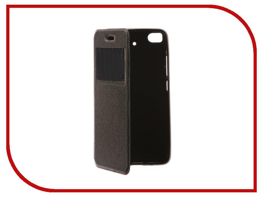Аксессуар Чехол Xiaomi Mi5S Gecko Book Black G-BOOK-XIAM-5S-BL аксессуар чехол xiaomi mi5s gecko book red g book xiam 5s red
