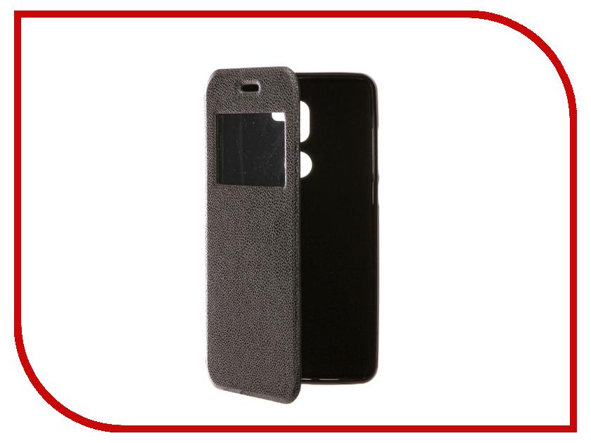 Аксессуар Чехол Xiaomi Mi5S Plus Gecko Book Black G-BOOK-XIAM-5SPL-BL аксессуар чехол xiaomi mi5s gecko book red g book xiam 5s red