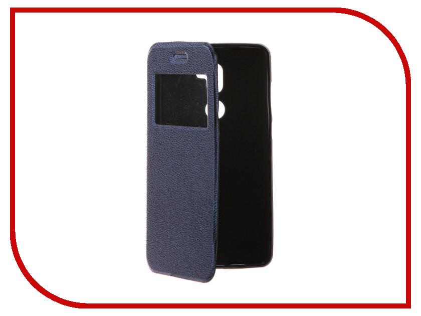 Аксессуар Чехол Xiaomi Mi5S Plus Gecko Book Blue G-BOOK-XIAM-5SPL-DBLU аксессуар чехол xiaomi mi5s gecko book red g book xiam 5s red