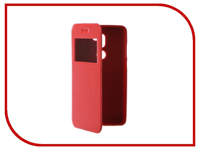 Аксессуар Чехол Xiaomi Mi5S Plus Gecko Book Red G-BOOK-XIAM-5SPL-RED
