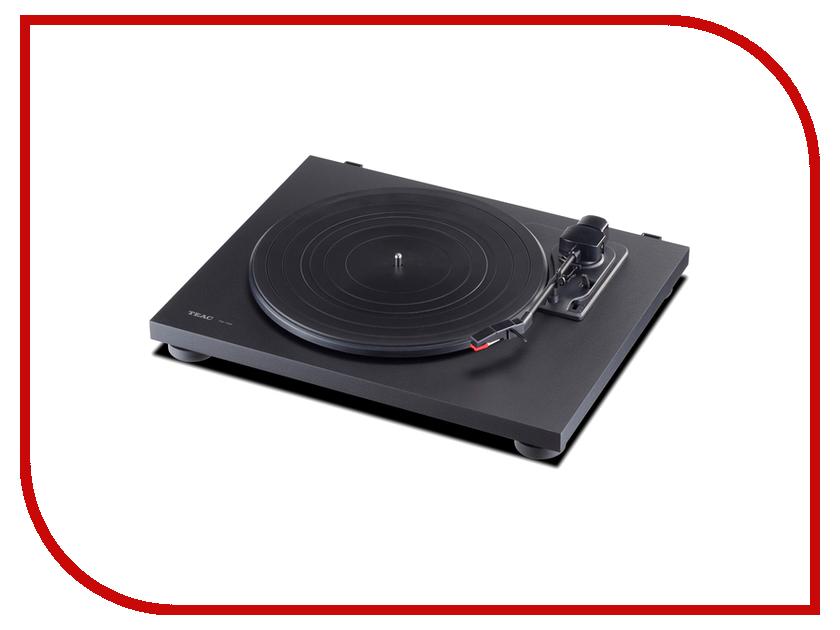 все цены на Проигрыватель виниловых дисков Teac TN-100 Black онлайн