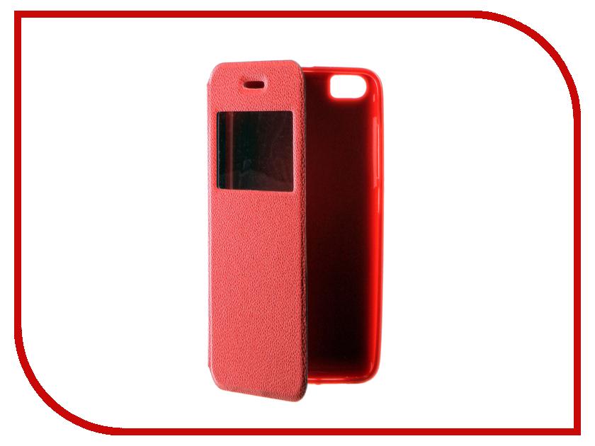 Аксессуар Чехол Xiaomi Mi5 Gecko Book Red G-BOOK-XIAM-5-RED аксессуар чехол xiaomi mi5s gecko book red g book xiam 5s red