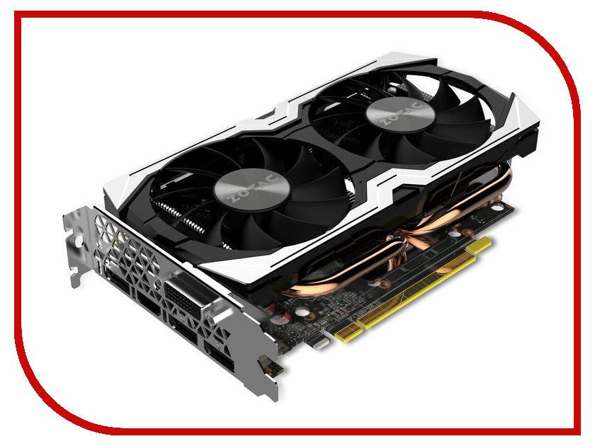 Видеокарта Zotac GeForce GTX 1070 Mini 1518Mhz PCI-E 3.0 8192Mb 8192Mhz 256 bit 3xDP DVI HDMI HDCP ZT-P10700G-10M