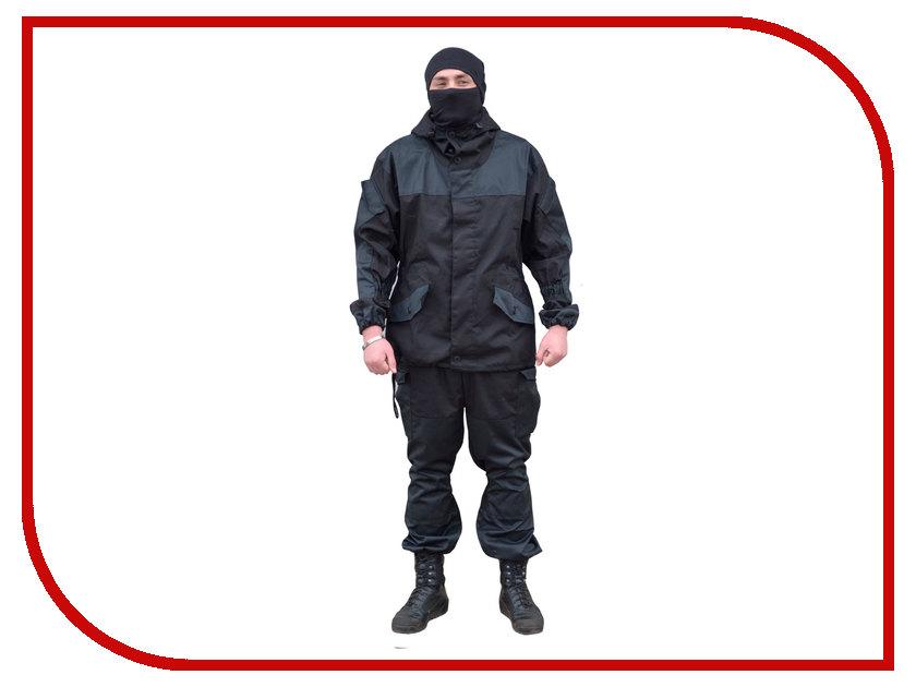 Костюм PRIVAL Горка-3 Охрана р.56-58/182 Black