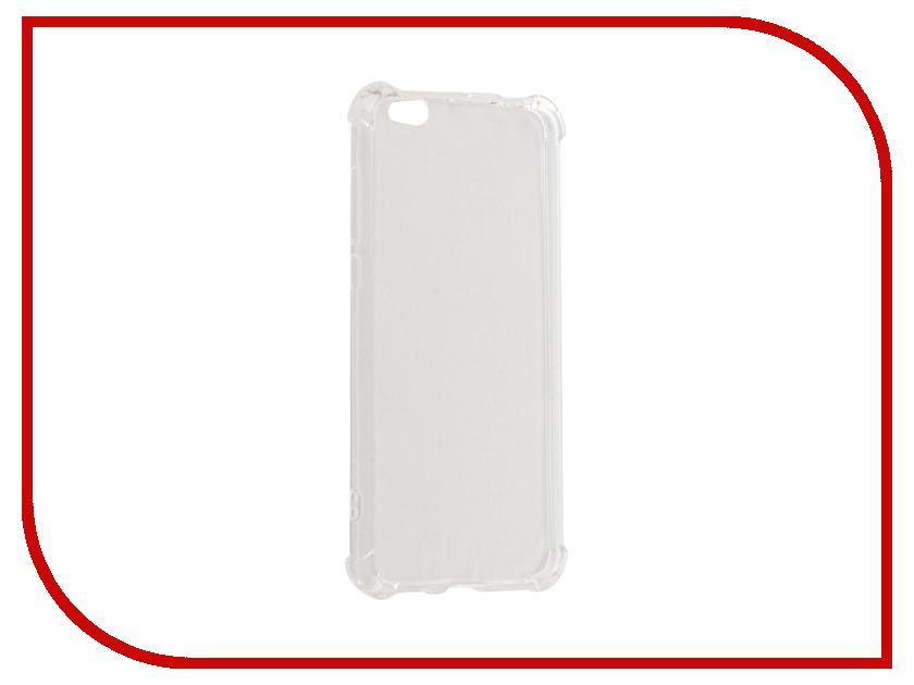 Аксессуар Чехол Xiaomi MI5C Gecko Silicone Glowing White S-G-SV-XIR5C-WH s g sv xir5spl wh