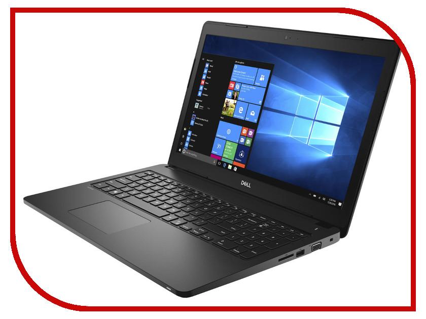 Ноутбук Dell Latitude 3580 3580-7697 (Intel Core i3-6006U 2.0 GHz/4096Mb/500Gb/Intel HD Graphics/Wi-Fi/Bluetooth/Cam/15.6/1366x768/Windows 10 64-bit) ноутбук hp 15 bs027ur 1zj93ea core i3 6006u 4gb 500gb 15 6 dvd dos black
