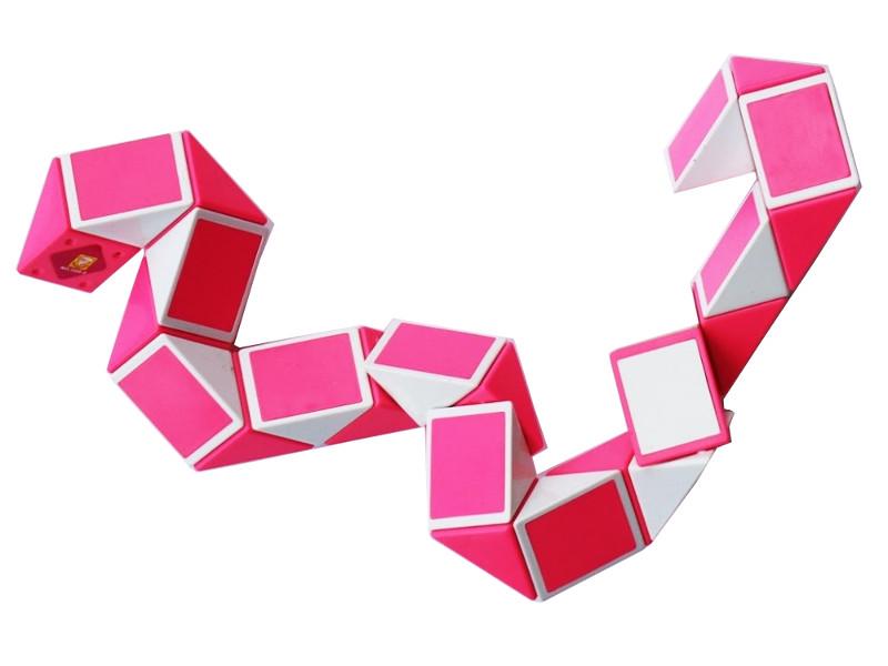 Головоломка Город игр Фиксики Змейка Pink GI-6389 викторина взрослые против детей ин 6389