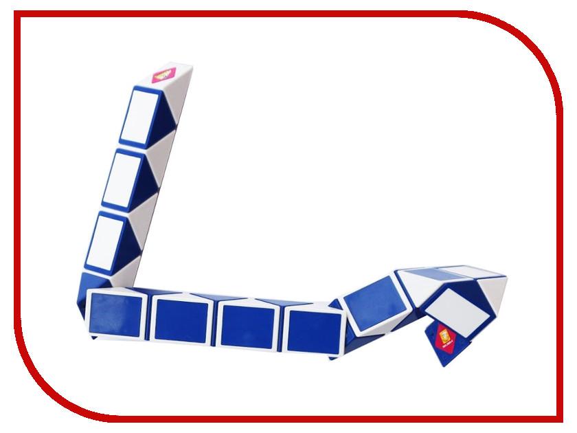 Головоломка Город игр Фиксики Змейка Blue GI-6388 головоломка рубикс змейка большая 24 элемента кр5002