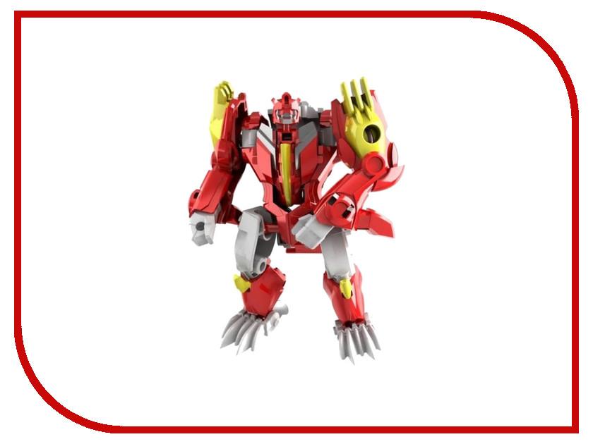 Игрушка Город игр Робот трансформер Дракон Red GI-6452 город игр робот трансформер вертолет s