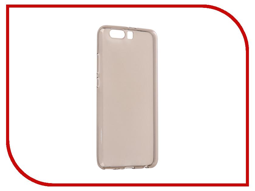Аксессуар Чехол Huawei P10 Plus 5.5-inch Gecko Transparent-Glossy Black S-G-HUAP10PLUS-BL