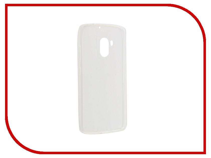 Аксессуар Чехол Lenovo A7010 / Vibe X3 Lite Gecko Transparent-Glossy White S-G-LENA7010-WH аксессуар чехол nokia 230 230 dual sim gecko transparent glossy white s g nok230 wh